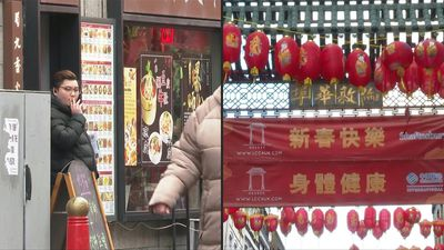 Chinatowns around the world feel the brunt of virus panic