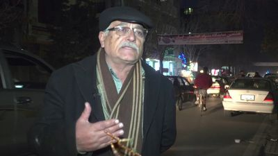 Afghans react to President Ashraf Ghani's reelection