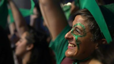 Argentina abortion law rally draws thousands