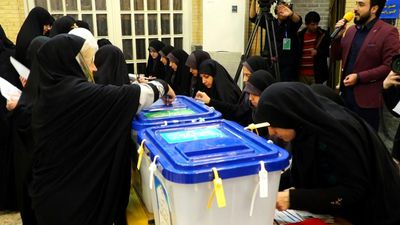 Iran votes in general election marred by disqualifications