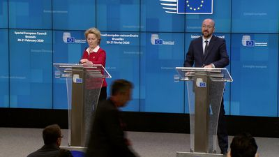 EU budget summit ends with no agreements