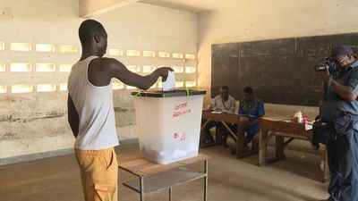 Togo goes to polls as president seeks likely fourth term
