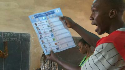 Voting underway in Lomé as Togolese president seeks likely fourth term