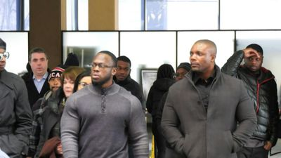 US: Jussie Smollett's alleged hired attackers arrive at court