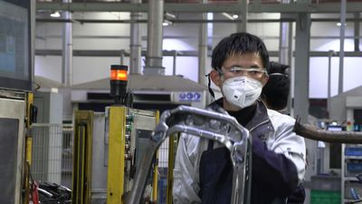 Shanghai factories resume operations after virus shutdown