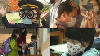 Coronavirus: Taiwan reopens schools with precautionary measures