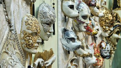 Made in Albania: Carnival masks that travel the world