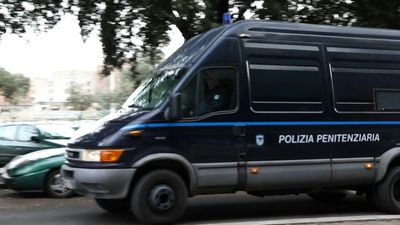 Italy: US defendants arrive at court for police murder trial