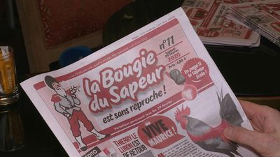 French leap year newspaper to hit shelves for first time since... 2016