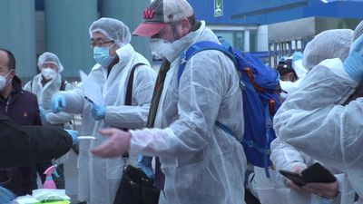 Beijing factories taking preventative measures against coronavirus
