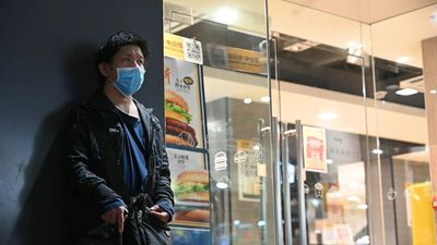 Coronavirus puts Hong Kong's 'McRefugees' back on streets