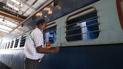 Coronavirus: India turns trains and stadiums into quarantine centres