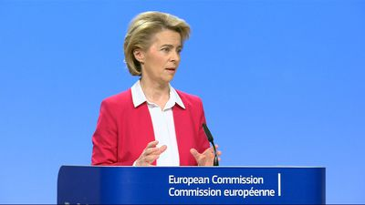 Coronavirus: EU chief proposes Europe-wide unemployment guarantee
