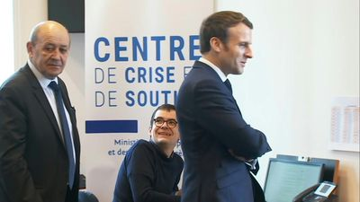 Coronavirus: Macron gives update on French expatriation of nationals