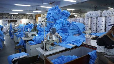 Coronavirus: Indian manufacturers ramp up domestic PPE production