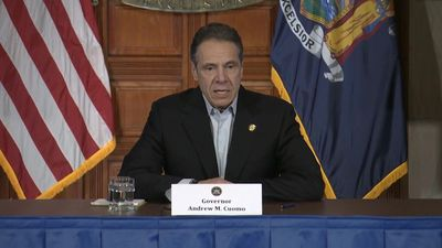 New York state virus toll spikes by record 630 deaths in a day: Governor