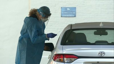 New drive-through coronavirus testing site opens in Washington DC