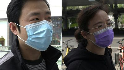 Wuhan residents relieved but cautious day before travel curbs lifted