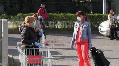 Coronavirus: Lombardy town divides shopping days by gender