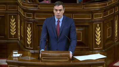 Spanish Parliament debates state of emergency extension