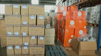 Coronavirus: From Panama, UN, Red Cross prepare 16.5 tons of aid