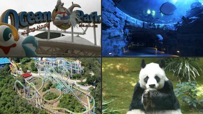 Struggling Hong Kong theme park, shuttered by virus, awaits funding rescue