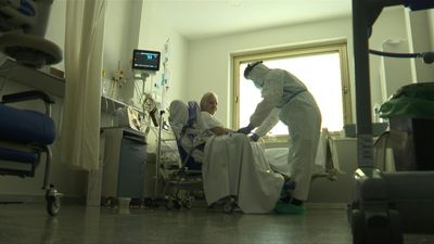 After brush with death, Spanish virus survivor learns to live again