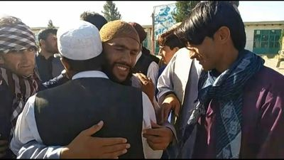 Taliban prisoners freed on last day of Afghan ceasefire