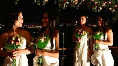 Same-sex couple marries after Costa Rica legalises marriage