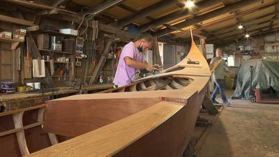 'Dark days' for Venice gondola makers