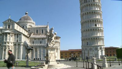The Leaning Tower of Pisa reopens to the public
