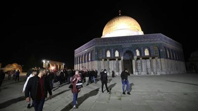 Al-Aqsa mosque in Jerusalem reopens after two months