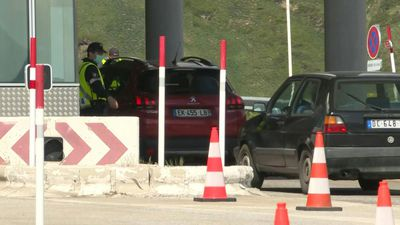 Border between France and Andorra reopens post-lockdown