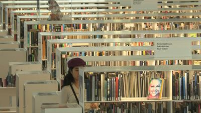 Book lovers return to Finland's libraries