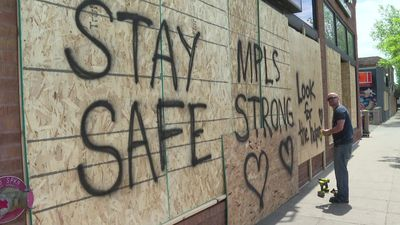 Minneapolis businesses hammered by pandemic and protests