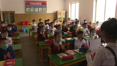 North Korea reopens schools as virus fears ease
