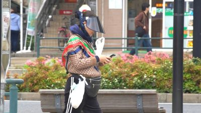Japan city aims to ban phone use while walking