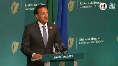 Ireland to accelerate lockdown easing plan: PM