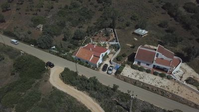 Images of Portugal house where Madeleine McCann suspect lived