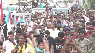 Hundreds attend funeral of murdered AFP contributor in Aden