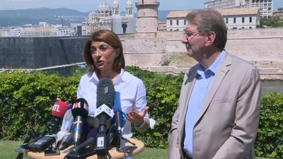 Right-wing candidate steps down from Marseille mayoral race