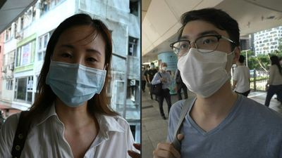 Hong Kongers comment on UK's offer of citizenship rights