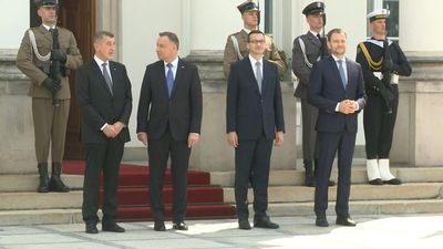 Visegrad Group Prime Ministers meet in Warsaw