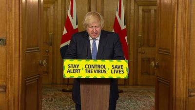 Johnson announces easing of quarantine for visitors from certain countries