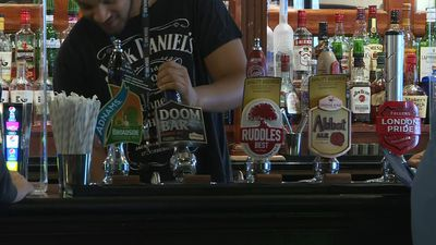 London pubs pull first pints after months of lockdown