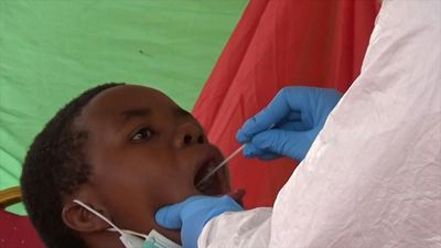 In dramatic change, Burundi holds mass virus testing