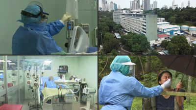 Panama's hospitals on verge of collapse due to increase in virus cases