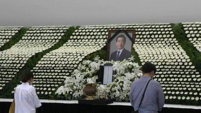 Public memorial to late mayor of Seoul opens