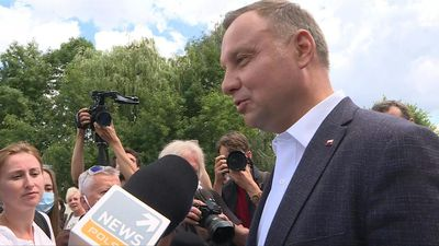 Polish democracy has 'matured' says president on election day