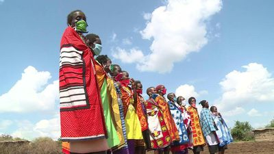 Kenya's Maasai hit hard by loss of tourism amid pandemic